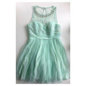 Mint Green Prom/Homecoming Dress